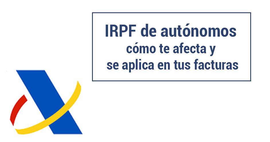 IRPF de autónomos eape