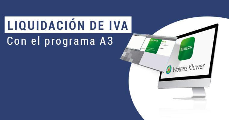 liquidación de IVA